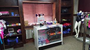 Our Pro Shop
